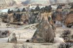 Capadoccia valley