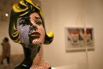 Lichtenstein bust