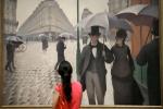 Rainy Paris-Gustave Caillebotte