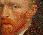 What you can you say? Every encounter with Van Gogh is a coup