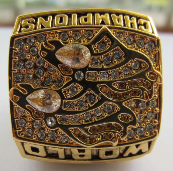You don't have to play to win one any more: Americans can buy their own Superbowl ring!